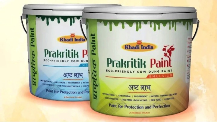 cow dung vedic paint